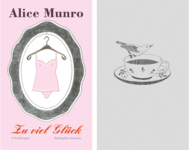 Zu viel Glück, Alice Munro